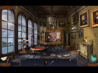 Haunted Train: Spirits of Charon Collector's Edition - Screen 2