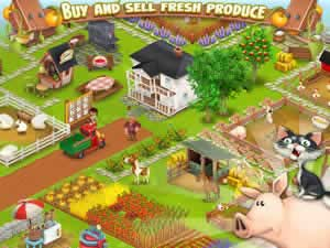 Hay Day - Screen 1