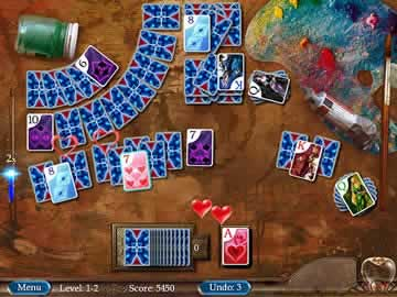 Heartwild Solitaire - Book Two - Screen 1