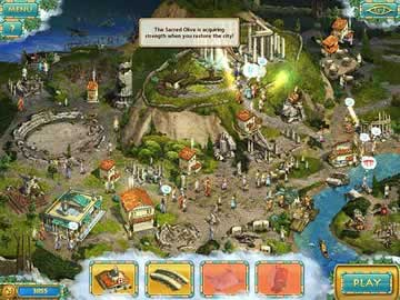 Heroes of Hellas 3: Athens - Screen 1