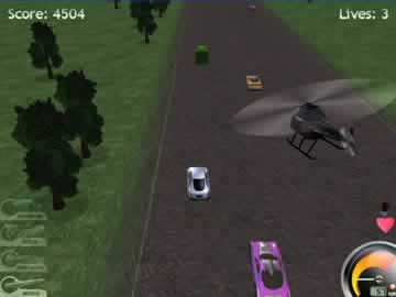 Highway Pursuit - Screen 2