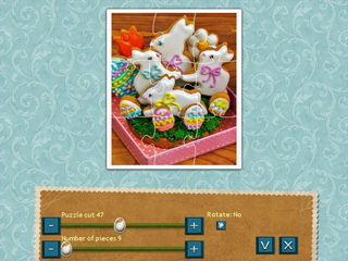 Holiday Jigsaw Easter 3 - Screen 1