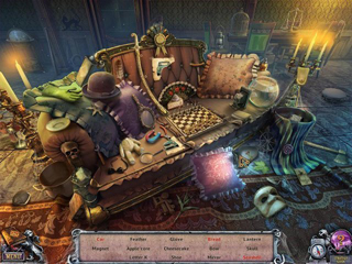 House of 1000 Doors: Serpent Phrame Collector's Edition - Screen 1