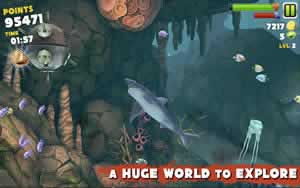 Hungry Shark Evolution - Screen 2