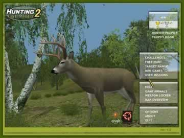 Hunting Unlimited 2 - Screen 1