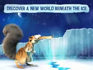 Ice Age Village - Screen 1