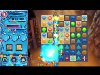 Ice Crystal Adventure - Screen 2