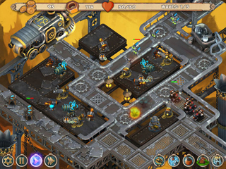 Iron Heart 2 - Screen 1