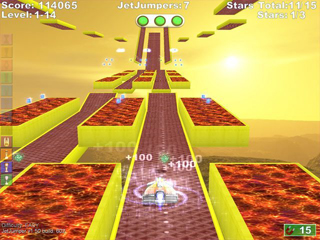 Jet Jumper - Screen 1