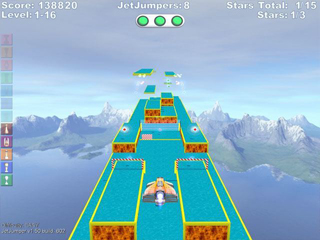 Jet Jumper - Screen 2