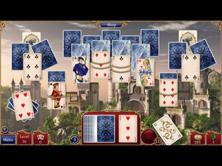 Jewel Match Solitaire Collector's Edition - Screen 1