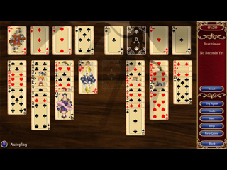 Jewel Match Solitaire Collector's Edition - Screen 2