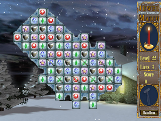 Jewel Match: Winter Wonderland - Screen 2