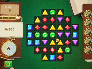 Jewel Story - Screen 1