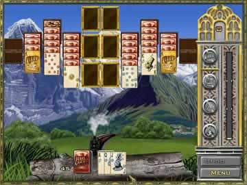 Jewel Quest Solitaire 3 - Screen 1