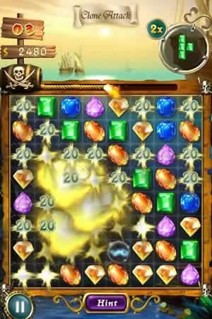 Jewels Deluxe - Screen 1