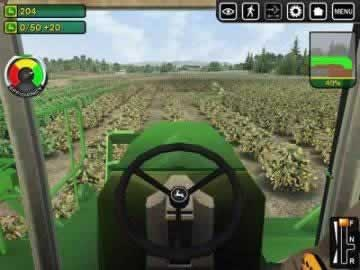 John Deere Drive Green - Screen 2