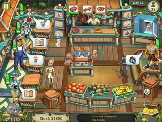 Katy & Bob - Safari Cafe Collector's Edition - Screen 2