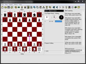 KChess Elite - Screen 1