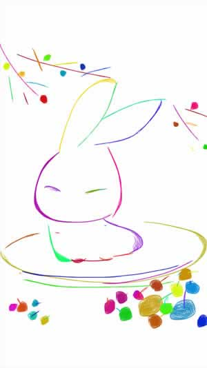Kids Doodle - Color & Draw - Screen 2