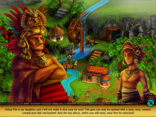 Legend of Maya Collector's Edition - Screen 2