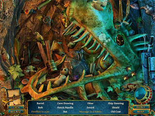 Legends of the East: The Cobra's Eye Collector's Edition - Screen 1