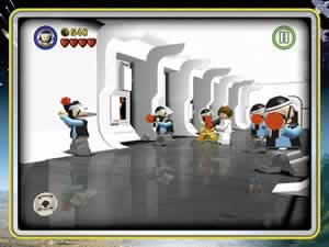 Lego Star Wars: The Complete Saga - Screen 2