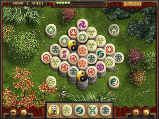 Lost Amulets: Stone Garden - Screen 2