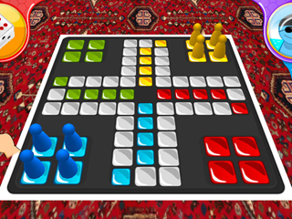 Ludo Master - Screen 1