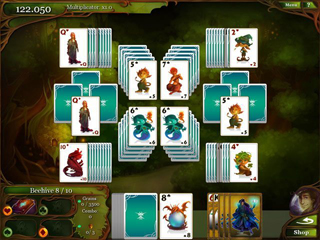 Magic Cards Solitaire Collector's Edition - Screen 2
