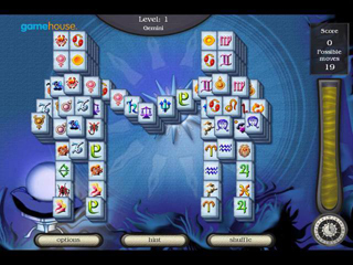 Mahjong Fortuna - Screen 1
