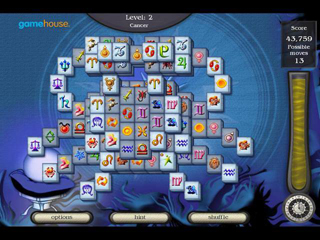 Mahjong Fortuna - Screen 2