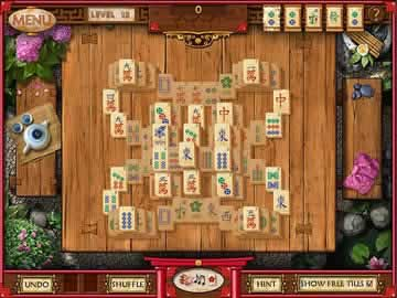 Mahjong Memoirs - Screen 1