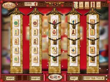Mahjong Memoirs - Screen 2