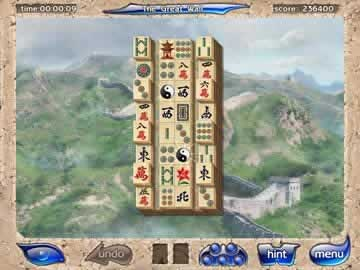Mahjongg Artifacts - Screen 2