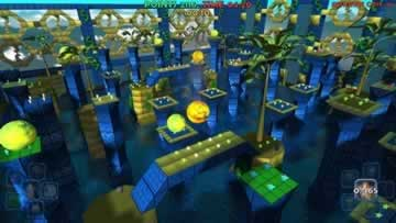 Marble Arena 2 - Screen 1