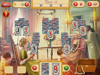 Marie Antoinette's Solitaire - Screen 1