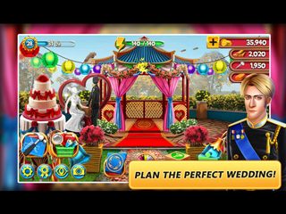 Mary Knots: Garden Wedding - Screen 1