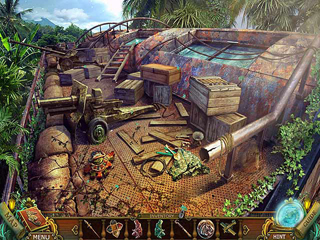 Mayan Prophecies: Cursed Island Collector's Edition - Screen 2