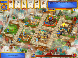 Monument Builders: Big Ben - Screen 1