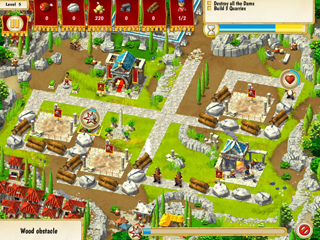 Monument Builders: Colosseum - Screen 1