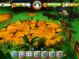 My Jurassic Farm - Screen 2