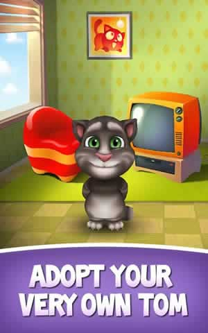 My Talking Tom - Screen 1