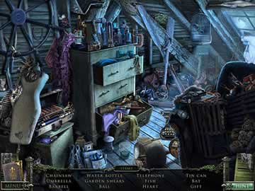 Mystery Case Files: 13th Skull - Screen 1