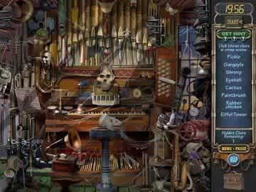 Mystery Case Files: Ravenhearst - Screen 1