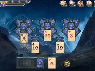 Mystic Journey - TriPeak's Solitaire - Screen 2