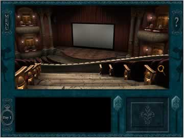 Nancy Drew: The Final Scene - Screen 2