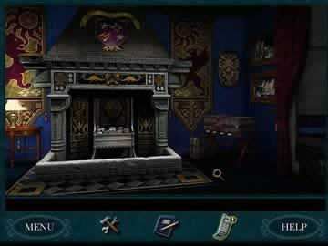 Nancy Drew - Curse of Blackmoor Manor - Screen 2