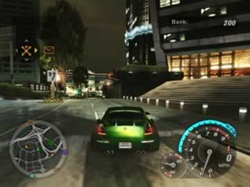Need for Speed Underground 2 - Screen 1