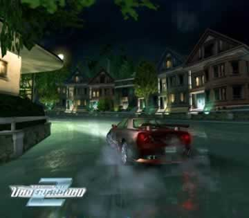 Need for Speed Underground 2 - Screen 2